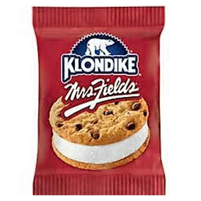 Mrs. Fields Cookie Sandwich
