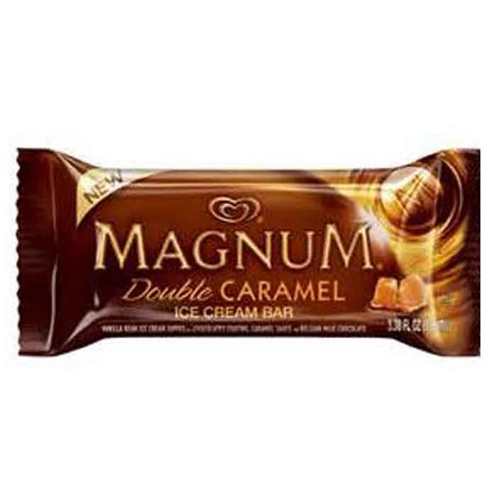 Double Caramel Bar