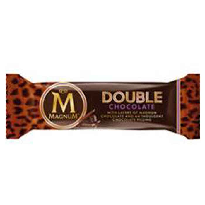 Double Chocolate Bar